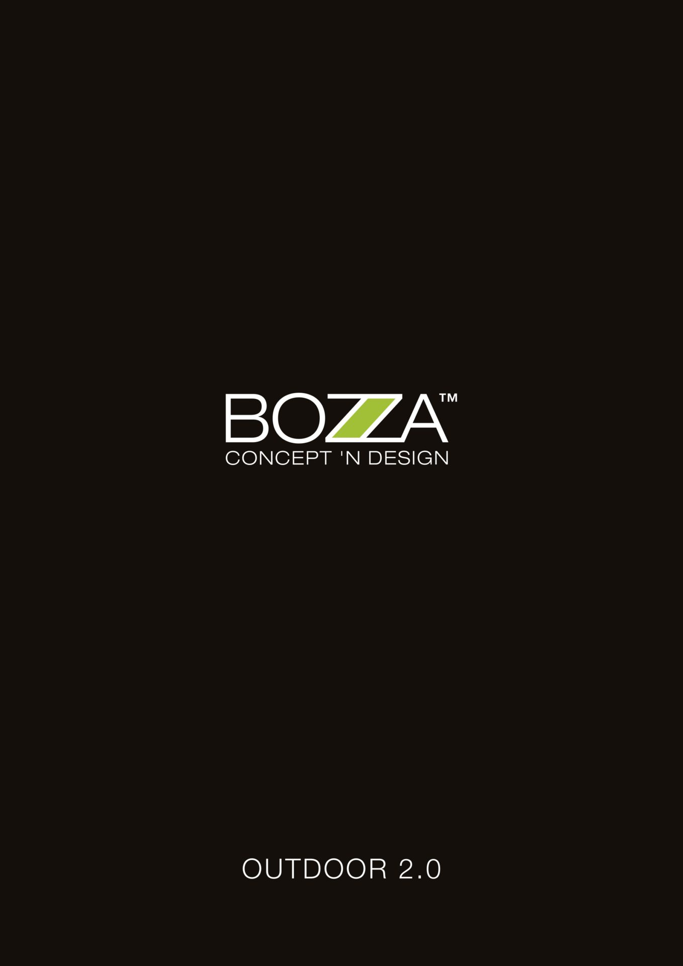 Bozza Outdoor 2.0 Katalog